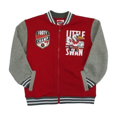 AFL Toddlers Varsity Zip Top Sydney Swans