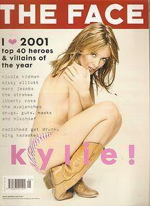 Kylie - The Face