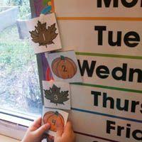 Preschool and Kindergarten Calendar Activities and Printables | KidsSoup