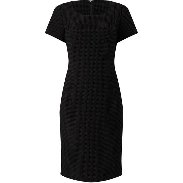 Precis Petite Isabella Textured Fitted Dress (€66) ❤ liked on Polyvore featuring dresses, petite, tight mini dress, petite formal dresses, formal midi dress, petite dresses and fitted maxi dress