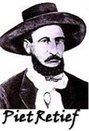 This day in History: Nov 12, 1780 - Voortrekker leader, Piet Retief is born http://dingeengoete.blogspot.com/ http://www.soldeer.co.za/nuusbriewe/soldeer/391/piet-retief.jpg