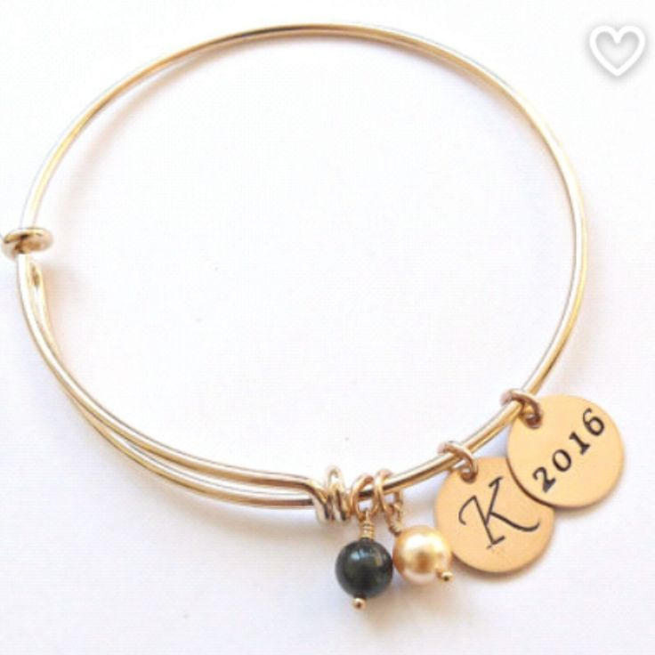 The New Class Rings! The Graduation Bangle. 2016