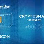 ATTENTION - RECTIFICATION : Revoici la dépêche corrigée: OT et ERCOM lancent Cryptosmart SIM-powered, une solution unique de chiffrement…