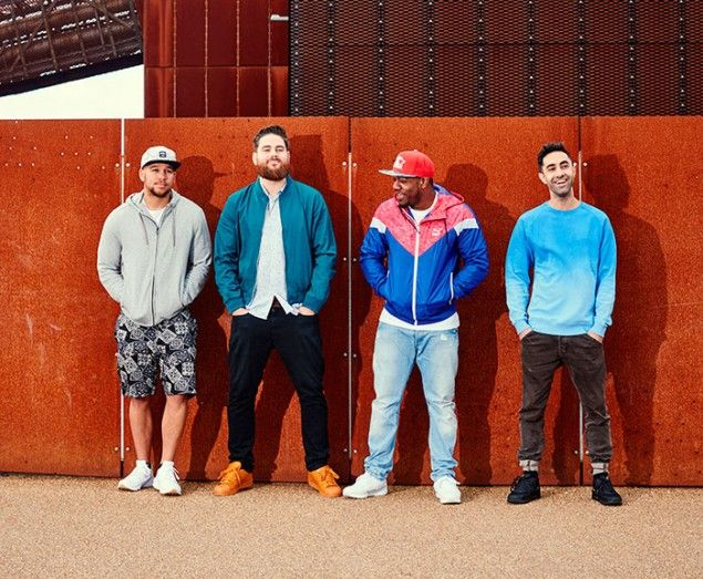 Rudimental Announce 2016 UK Headline TourWithGuitars