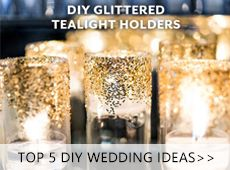 5 Original & Stress-free DIY Wedding Ideas (including Invitations, Decorations And Favors) |