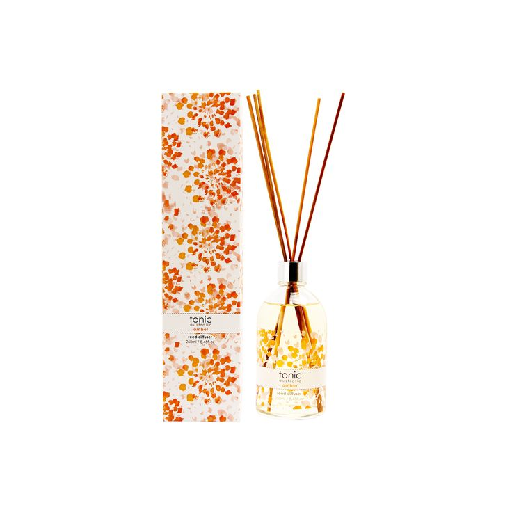 Splash Amber Reed Diffuser #reeddiffuser #diffuser #scented