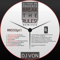 Break The Rules! Von  Random Recordings Remixes Pt1 (Special Joint Edition) by Gong recs on SoundCloud
