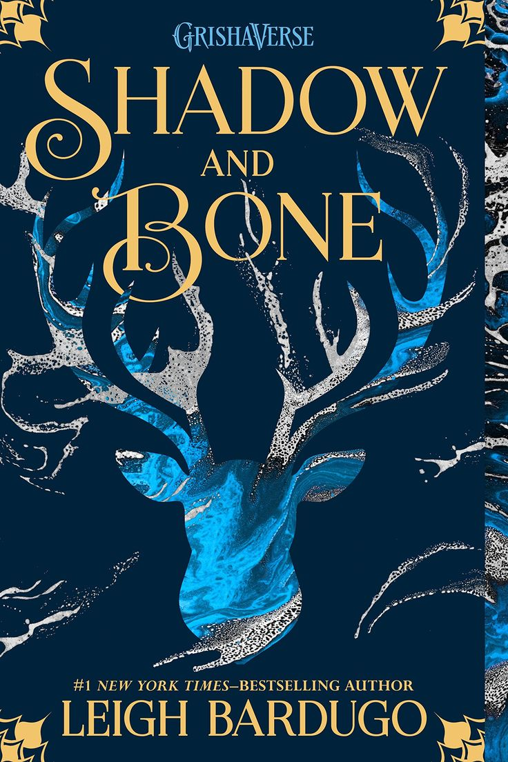 Shadow And Bone By Leigh Bardugo (new Paperback Redesign)