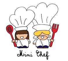 Resultado de imagen de dibujo niño cocinero