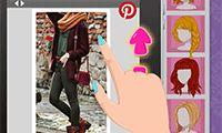Princesas contra villanos: selfis - Juega a juegos en línea gratis en Juegos.com