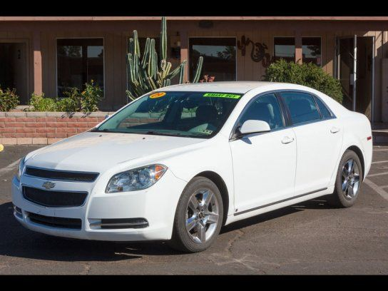 Sedan, 2009 Chevrolet Malibu LT with 4 Door in Tucson, AZ (85705)
