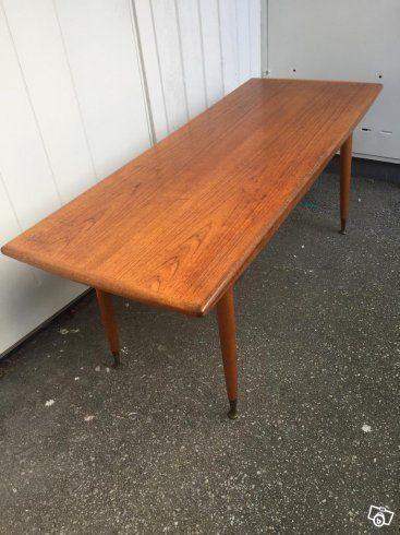 Bord, retro, soffbord | Skåne
