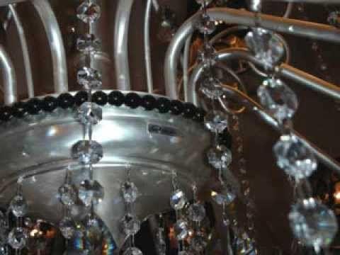 Lampadari classici - lampadari su misura per alberghi