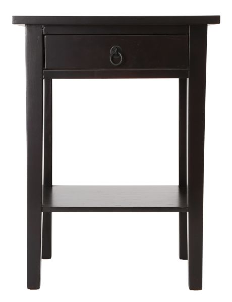 Bring a chic touch to your interior decor with the Sienna table, which is ideal as a bedside cabinet or side table.