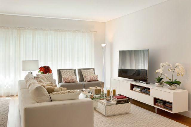 Apartment / Living Room - Architecture & Interior Design by Tiago Patrício Rodrigues - Lisbon