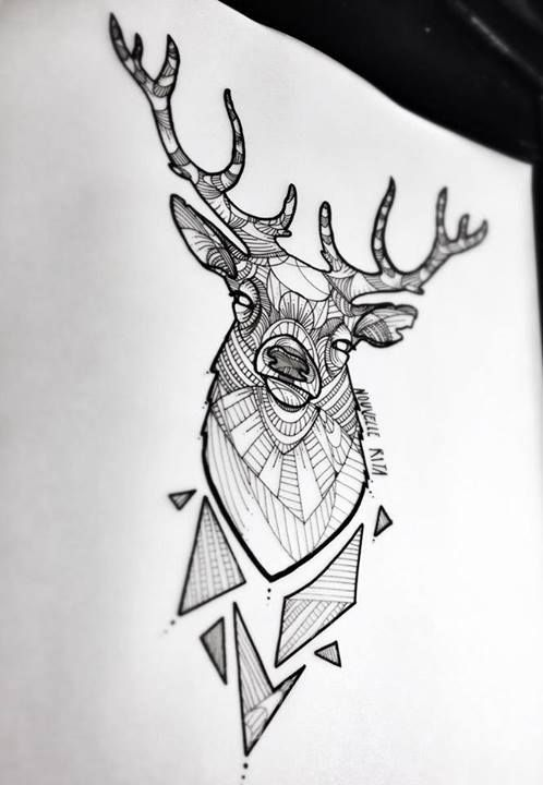 My favorite sketch from Rita, I would love to wear it as a tattoo