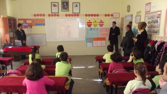 Emirdağ SGK'dan öğrencilere seminer