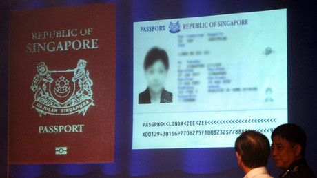"""Singapore tops world's most powerful passport list, historically dominated by EU https://tmbw.news/singapore-tops-worlds-most-powerful-passport-list-historically-dominated-by-eu  The island-nation of Singapore has the world's most """"powerful"""" passport, allowing citizens to visit 159 countries visa-free, according to the Passport Index. It's the first time an Asian country has topped the list, historically dominated by European states.Read moreFor the past two years, Germany officially topped…"""