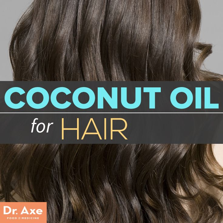 Uses for coconut oil for hair