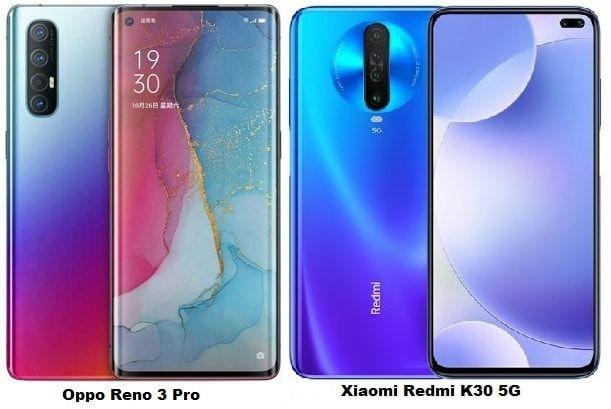 Compare Oppo Reno 3 Pro Vs Iphone 11 In 2020 Sim Cards