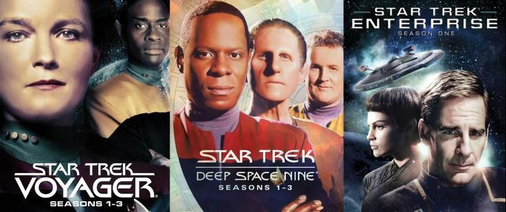 New DS9 VOY & ENT Complete Series Sets on the Way   If you're a Deep Space Nine Voyager or Enterprise fan and don't yet own the shows in their entirety the time to do so is almost upon you courtesy of CBS Home Entertainment and Paramount Media Distribution. Star Trek: Enterprise -- The Complete Series DVD and via an early exclusive with Best Buy Star Trek: Enterprise -- The Complete Series Blu-Ray are available now. Then on February 14 the Enterprise Blu-ray collection will be available…