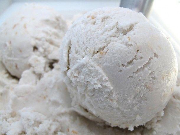 Dairy Free Vanilla Ice Cream Made From Coconut Milk Recipe
