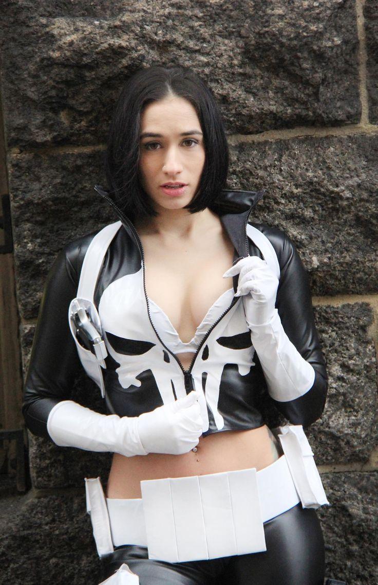 Punisher girls cosplay by my sugar