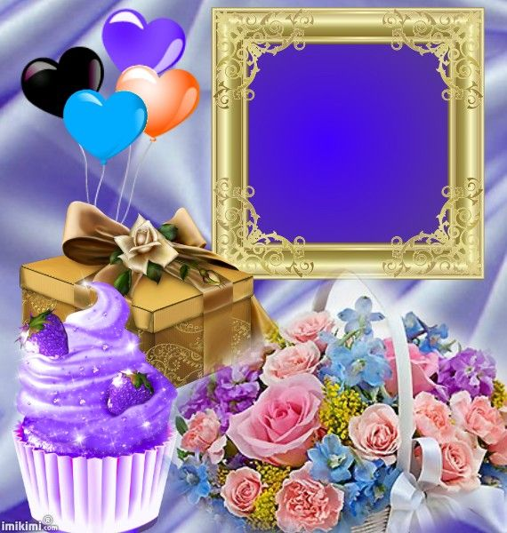 Happy Birthday to all lovers of things purple!