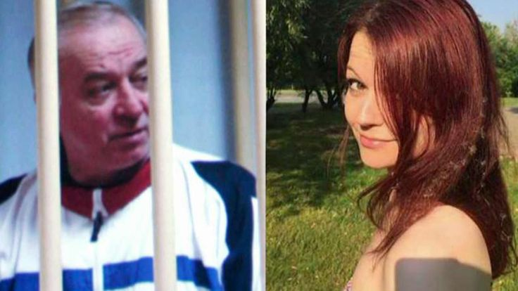 FOX NEWS: Sergei Skripal poisoning: Did daughter unwittingly carry nerve agent into ex-Russian spy's home?