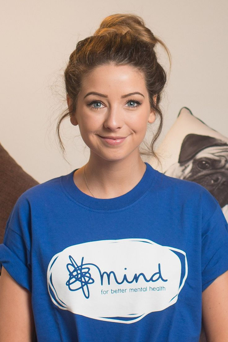 Zoella is now a Digital Ambassador for Mind charity