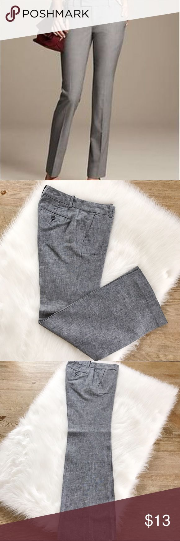 💖SALE💖Banana Republic Dress Pants Gorgeous pants, size 00 PETITE, washed & steamed, no flaws, thin material.                            💖FINAL PRICE💖                 🍭10% off 2 items or more!🍭                             •NO TRADING                             •smoke free Banana Republic Pants