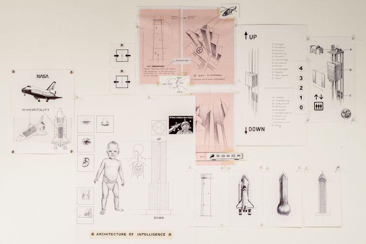 Giuseppe Stampone & Ugo La Pietra | Studio visit | 2015 | booth Officielle 2015