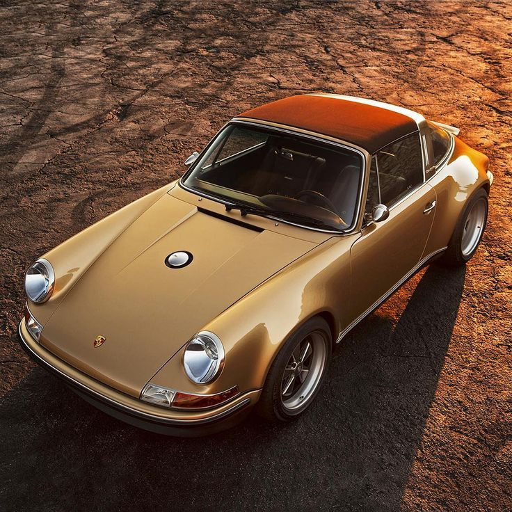 Targa von Singer Vehicle Design