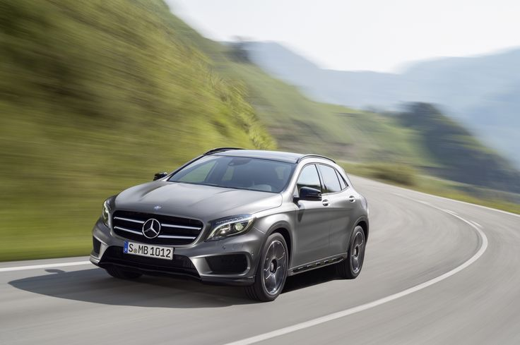 Enter for a chance to win a brand new 2015 Mercedes-Benz GLA: www.ktla.com/GLA.