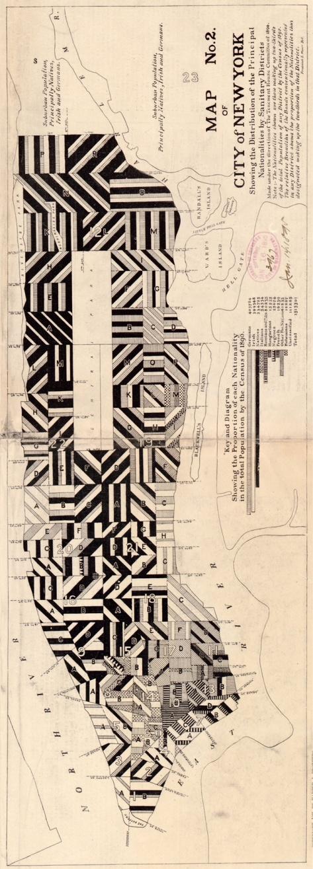 1890 nyc: Symbols, New York Cities, Vintage Maps, Art, 1890 Maps, Nyc, Newyork, Design, Graphics Patterns