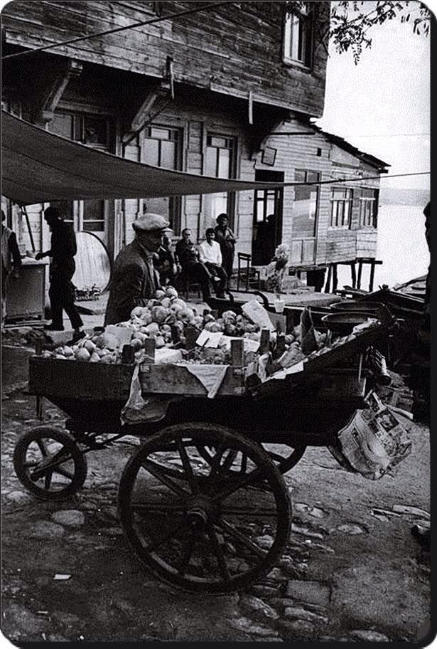 Beykoz 1957 Ara Guler #istanbul #vintage