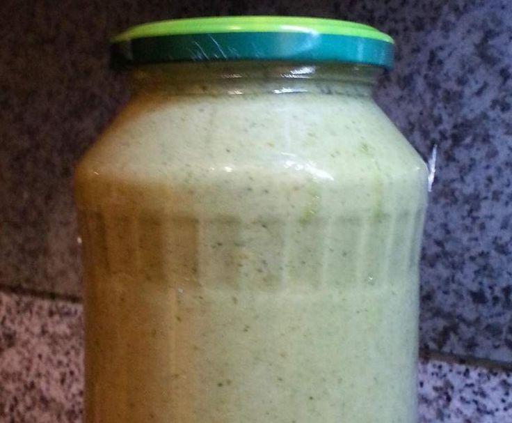 Rezept Salatdressing mal anders von Tante Trude - Rezept der Kategorie Grundrezepte
