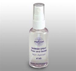 Mehron Barrier Spray (for setting makeup).