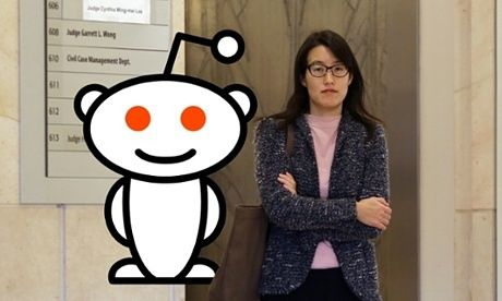 Ellen Pao, the interim chief executive of Reddit, has resigned following a user backlash against the sacking of one of the company's employees. Pao, who became an international symbol for gender imbalance in Silicon Valley when she lost a landmark discrimination lawsuit, leaves after around eight months in the job and will be replaced by the site's co-founder Steve Huffman.