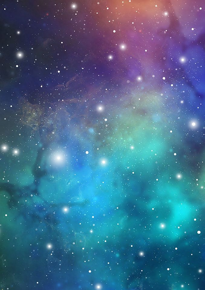 Galaxy Background For Editing