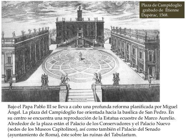 Mejores 89 im genes de renacimiento arquitectura y - Arquitectura miguel angel ...