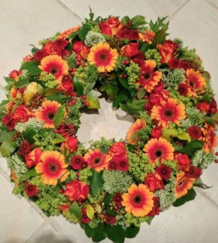 #privaldi #blomsterkrans #flowers