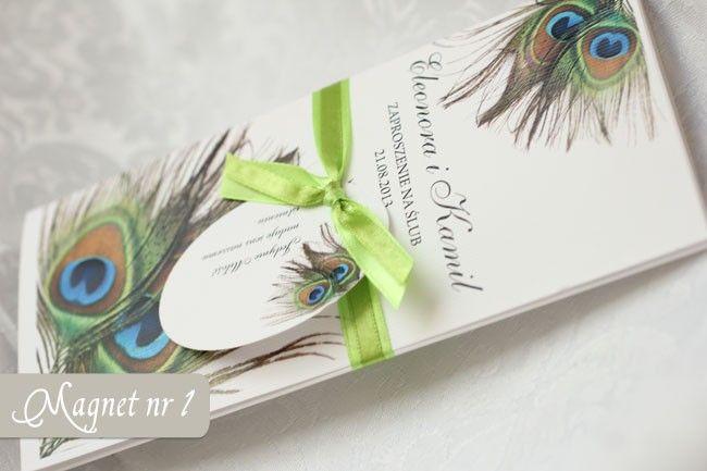 Magnet - Amelia wedding