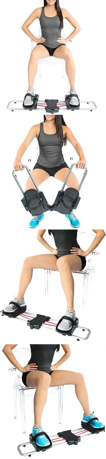 Thigh Exercisers 58106: Thigh Perfect Muscle Toning, Resistance And Sculpting Folding Machine BUY IT NOW ONLY: $82.9