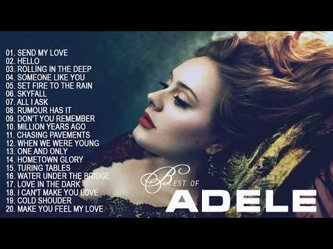Adele Greatest Hits 2017 | Adele Top Hits 2017 | Adele Love Songs Cover 2017 Adele Greatest Hits 2017 | Adele Top Hits 2017 | Adele Love Songs Cover 2017 …