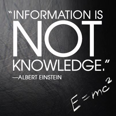 Quote from Albert Einstein.