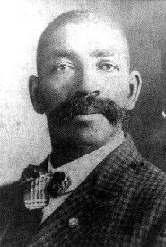 Deputy U.S. Marshal Bass Reeves was arguably the greatest lawman and gunfighter of the West, a man who served as a marshal for 32 years in the most dangerous district in the country, captured 3,000 felons, (once bringing in 17 men at one time), and shot 14 men in the line of duty, all without ever being shot himself.    He was also a black dude.