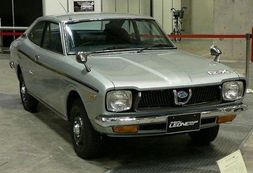 Subaru Leone 1800 GF 4WD