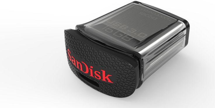 #SanDisk Ultra Fit USB 3.0 Flash Drive - Nouveau lecteur Flash discret et véloce !