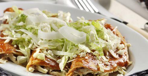 Enchiladas Queretanas: Preparar Unas, Unas Deliciosas, Recetario Nestlé, Deliciosas Enchiladas, Te Enseña, Chabocha Comida